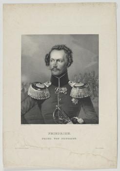 Bildnis des Friedrich, Prinz von Preussen