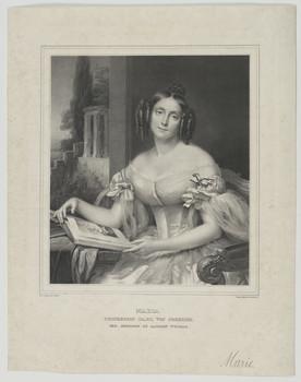 Bildnis der Marie, Prinzessin Carl von Preußen