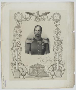Bildnis des August Friedrich Wilhelm Heinrich, Prinz von Brandenburg-Preußen