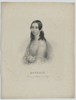 Bildnis des Eugenie Prinzessin von Schweden