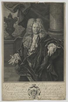 Bildnis des Wolfgang Christoph Winckler-Mohrenfels