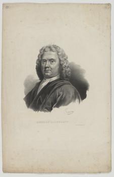 Bildnis des Herman Boerhaave