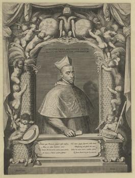 Bildnis des Albertus Erzherzog VII. von Österreich