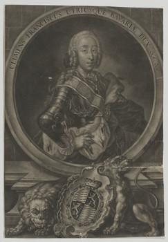 Bildnis des Herzogs Clemens Franz von Bayern