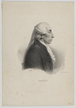 Bildnis des Jean-Sylvain Bailly