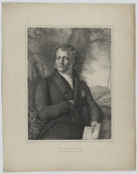 Bildnis des Karl von Grolman