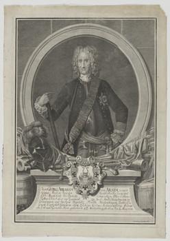 Bildnis des Georg Abraham von Arnim