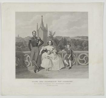 Familienbildnis des Kaisers Wilhelm I.