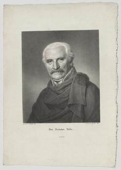 Bildnis des Gebhard Leberecht Blücher Fürst v. Wahlstadt