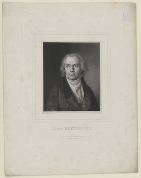 Bildnis des Ludwig von Beethoven
