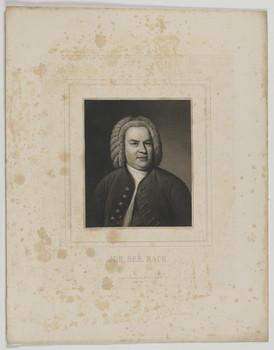 Bildnis des Johann Sebastian Bach