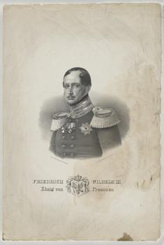 Bildnis des Königs Friedrich Wilhelm III. von Preussen