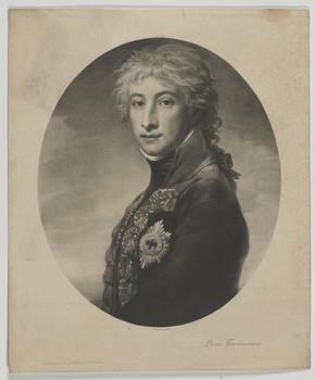 Bildnis des Prinzen Louis Ferdinand von Brandenburg-Preußen