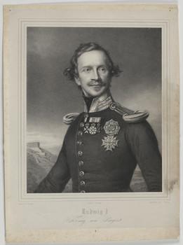 Bildnis des Königs Ludwig I. von Bayern