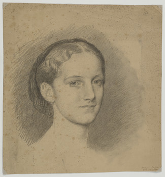 Bildnis der Marie Euler