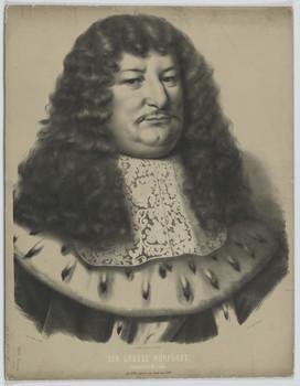 Bildnis des Großen Kurfürsten Friedrich Wilhelm von Brandenburg