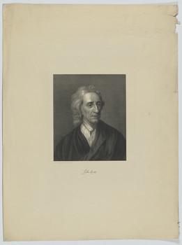 Bildnis des John Locke