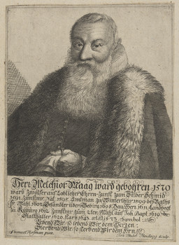 Bildnis des Melchior Maag