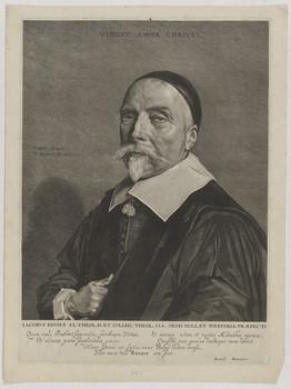 Bildnis des Iacobvs Revivs