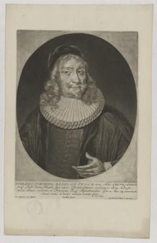 Bildnis des Conradus Tiburitius Rango