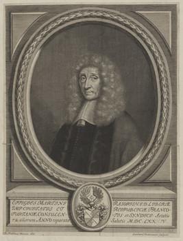 Bildnis des Martinus Rasoris