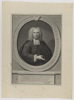 Bildnis des Henricus Ravesteyn
