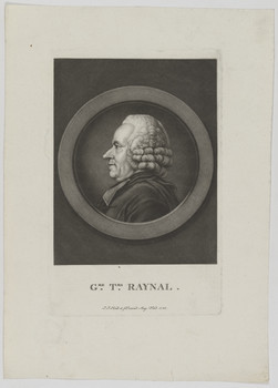 Bildnis des Guillaume Thomas Raynal