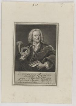 Bildnis des Gottfried Reiche