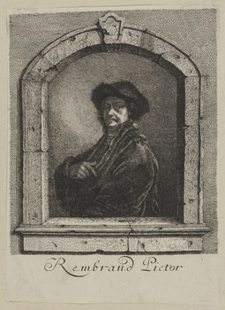 Bildnis des Rembrand