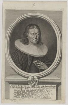 Bildnis des Johann Baptista Rentz