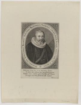 Bildnis des Johann Rodolphus Rhanius