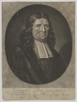 Bildnis des Jacobus Rhenferdjus