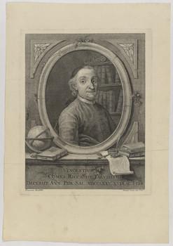 Bildnis des Vincentus Riccatus