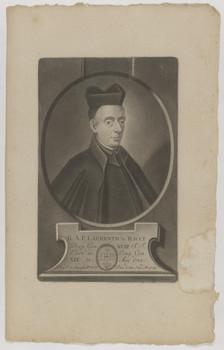 Bildnis des Laurentius Ricci