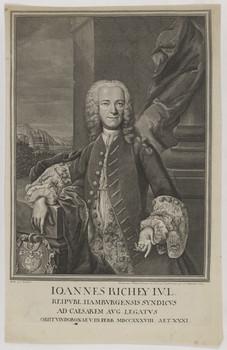 Bildnis des Ioannes Richey