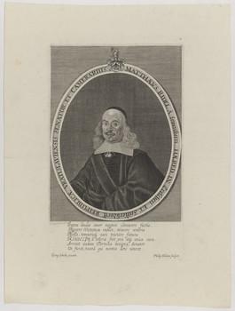 Bildnis des Matthaevs Ridel â Lewenstern