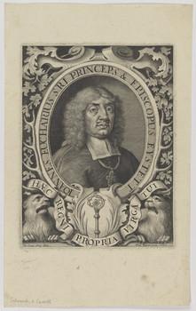 Bildnis des Ioannes Eucharius, Bischof von Eichstätt