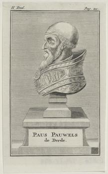 Bildnis des Paus Pauwels de Derde