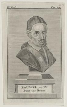 Bildnis des Pauwel de IV.