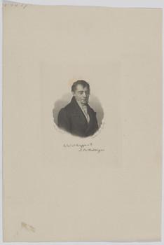 Bildnis des Carl August Böttiger
