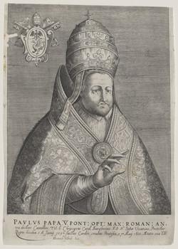 Bildnis des Pavlvs Papa V.