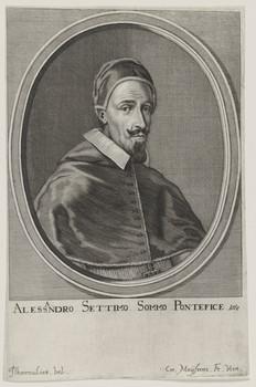 Bildnis des Alessandro Settimo