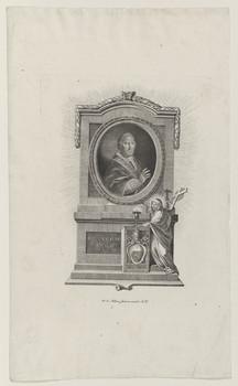 Bildnis des Papst Pius VI.