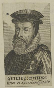 Bildnis des Guilielmus Cecilius