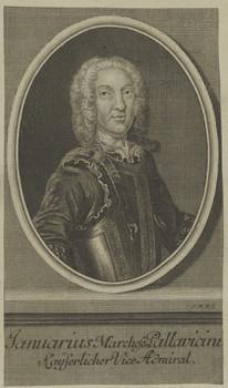 Bildnis des Januarius Pallavicini