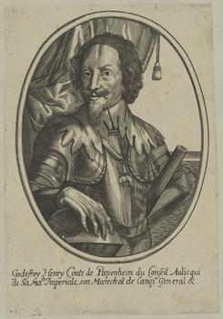 Bildnis des Gottfried Heinrich von Papenheim