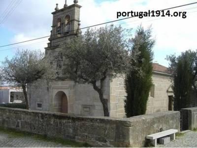 Igreja onde António foi baptizado
