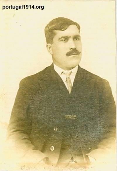 Fotografia de Manuel Joaquim de Oliveira, falecido no Augusto Castilho
