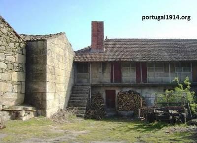 Casa onde nasceu António