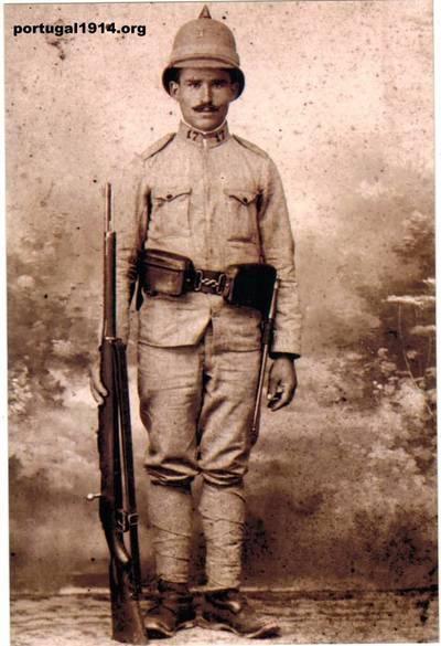 Joaquim Inácio do Pereiro em África
